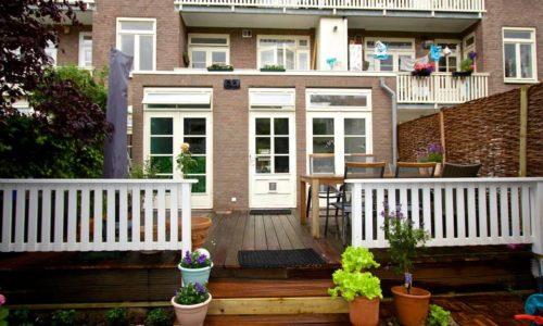 Uitbouw Vechtstraat te Amsterdam