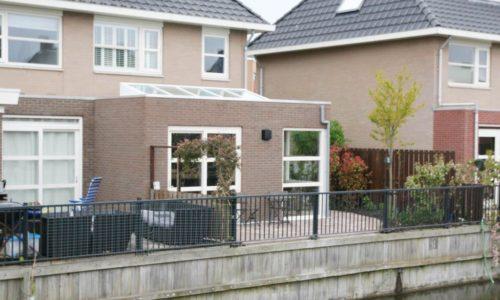 Uitbouw Donkstraat te Alkmaar