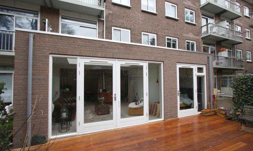 Uitbouw Hoofdweg Amsterdam