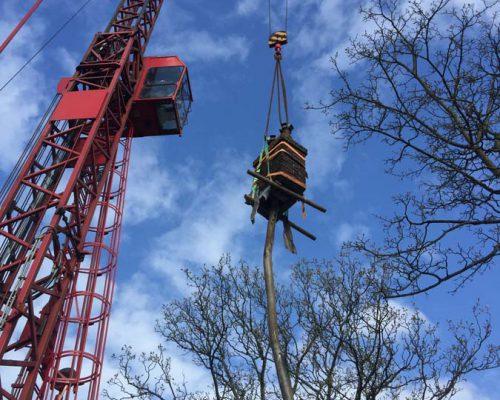 Uitbouw opbouw Leeuwerikstraat Badhoevedorp - IMG_8383