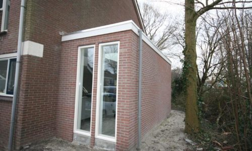 Uitbouw Lekerwaard te Alkmaar